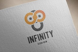 Infinity Clear View Logo