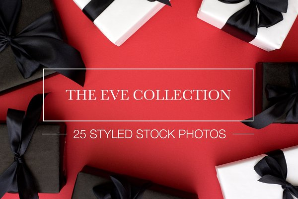 Stock Photo Bundle: Eve Collection