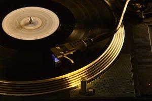 Vinyl record movement