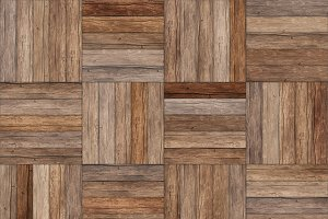 Seamless parquet texture brown