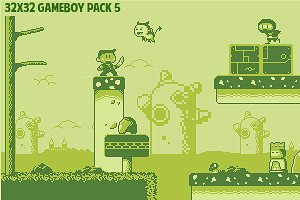 Gameboy gamepack 5