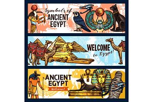 Ancient Egypt tourism and travel