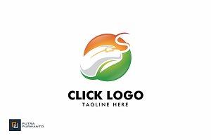 Click - Logo Template