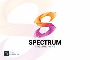 Spectrum / Letter S - Logo Template