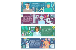 Oncology, infectiology endocrinology