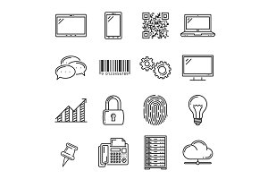 Devices and application, outline