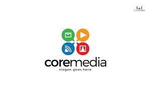Core Media Logo