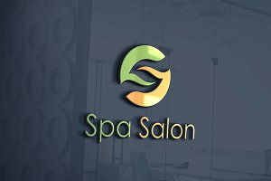 Spa Salon | S Logo | Logo