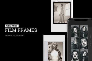 15-ANIMATED Film Frame Stories