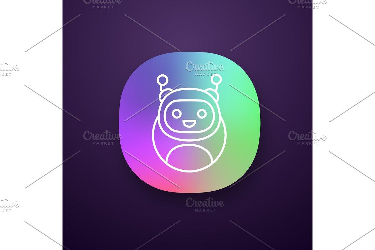 Chatbot app icon