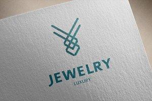 Jewelry Luxury Logo