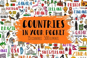 Countries In Your Pocket
