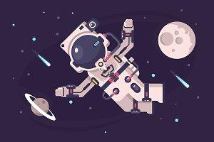 Cosmonaut