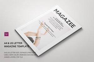 A4 & US Letter Magazine