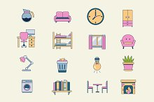 Sweet Home Icons