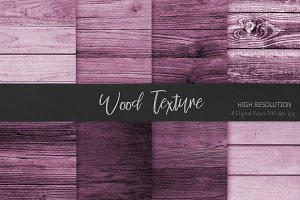 Valentine's Day Wood Textures