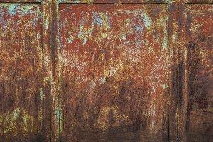 Rusty metal texture background.