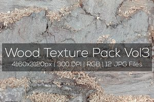Wood Texture Pack Vol3