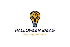 Halloween Ideas Logo