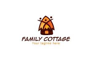 Family Cottage Logo