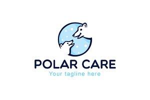 Polar Care-White Bear logo