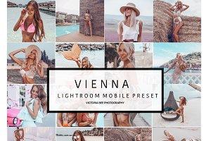 Mobile Lightroom Preset VIENNA