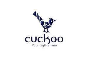 Cuckoo-Black Bird logo