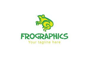 Frographics - Creative Stock Logo