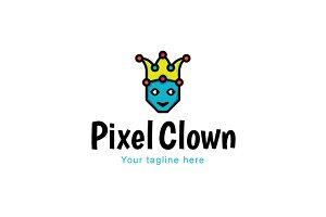Pixel Crown Logo