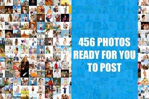 Social Media Pack vol.1