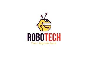 Robo Tech Logo