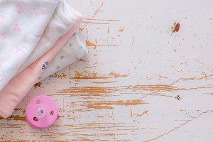 Baby shower concept - child