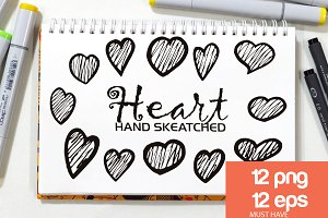 Heart ClipArt - Vector & PNG