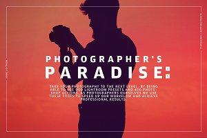 Photographer's Paradise