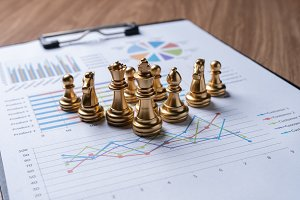 Chess on business report