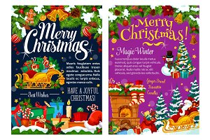 Christmas greeting decorations gifts