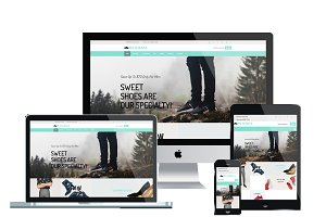 WS Sobafa - Shoes Store Wordpress