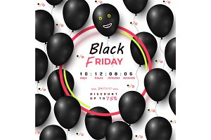 Black Friday Timer Discount Up to 75