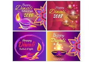 Happy Diwali Festival of Light 2018