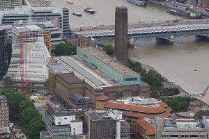 London aerial