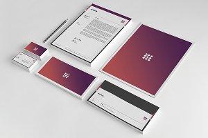 Brand Identity - V02