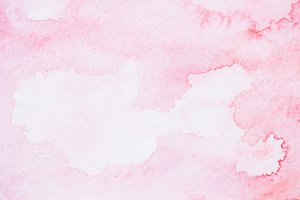 abstract light pink watercolor backg