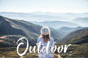 Outdoor Lightroom Presets Collection
