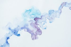 abstract texture with blue and purpl