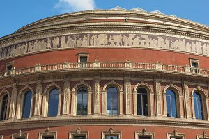 Royal Albert Hall in London