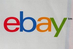 ebay logo in San Francisco