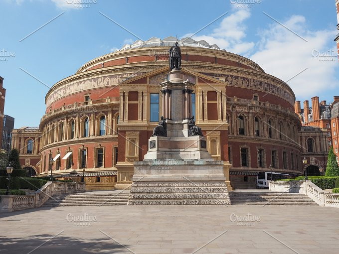 Royal albert hall in london architecture photos on for Door 9 royal albert hall
