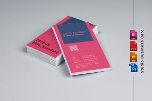Studio Business Card - 2