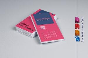 Studio Business Card - 2