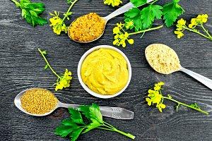 Mustard different
